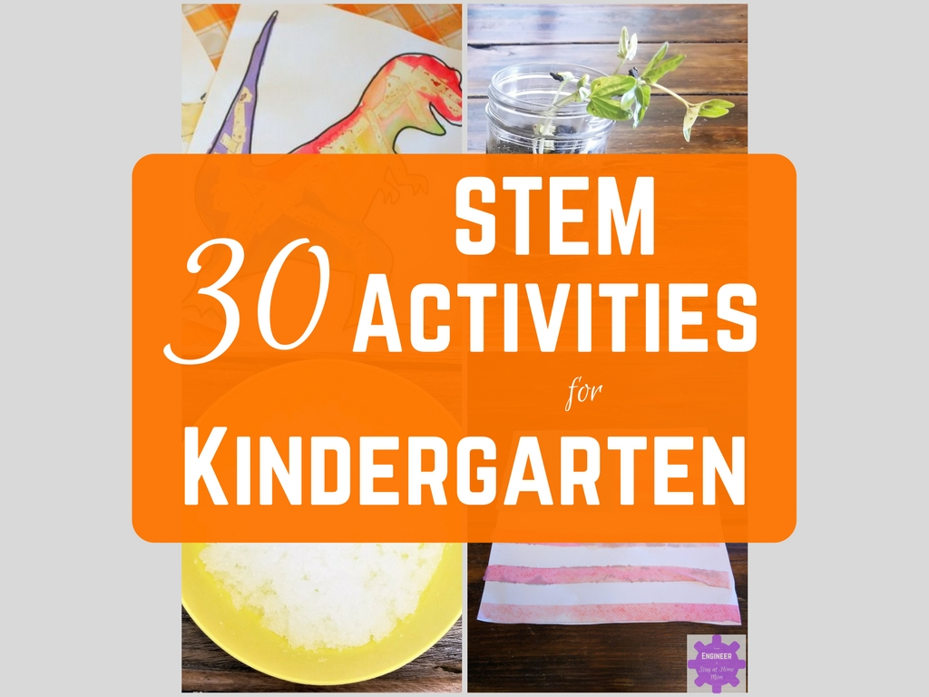 STEM Activities for Kindergarten