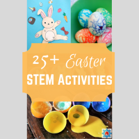 25+ Easter STEM Activities