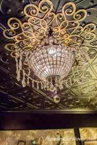 DIY Lace Ceiling Medallion - Page 3 of 8 - From House To Home