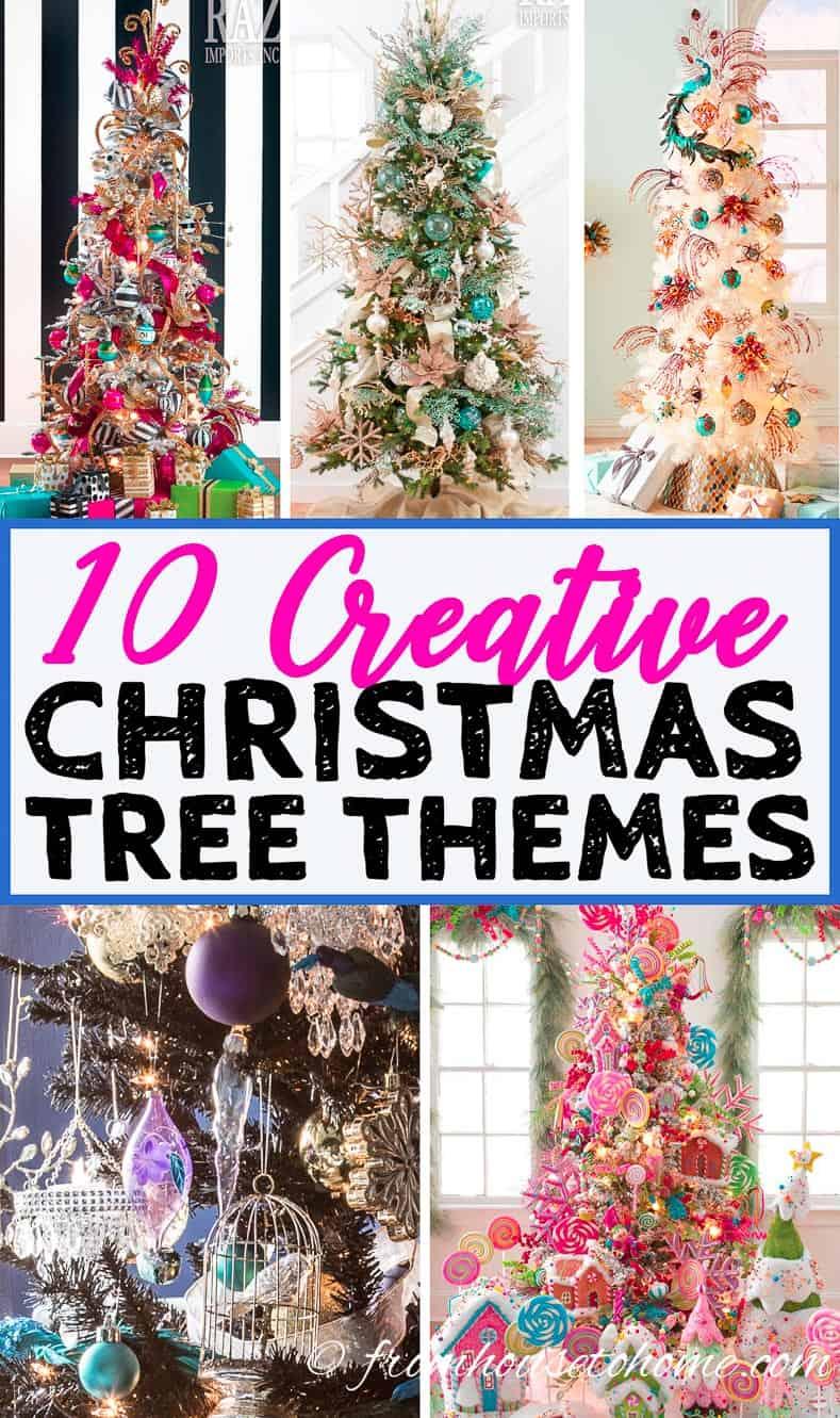 10 creative christmas tree