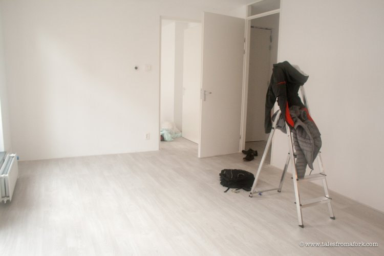 Getting Floors Installed with CarpetRight & Painting