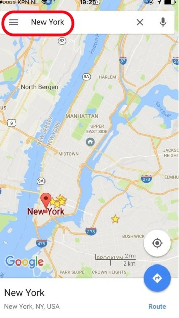 Offline Map Of New York For Android.How To Use Google Maps Offline Without Data Or Wifi Lust Till Dawn