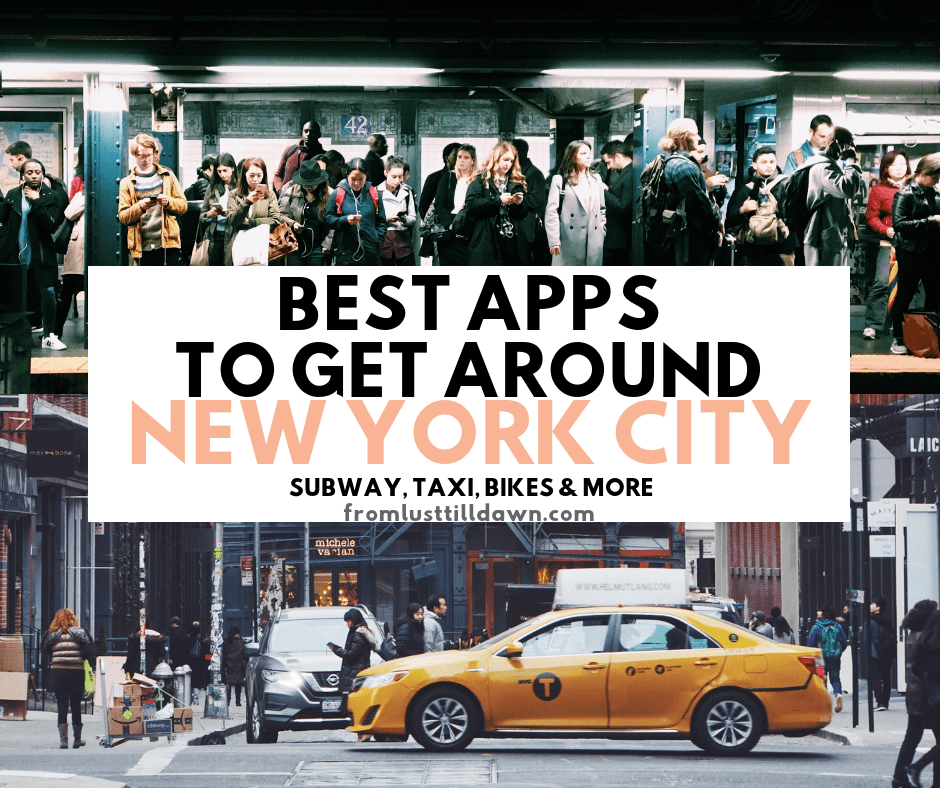 Portable Nyc Subway Map.Best Nyc Subway And Transportation Apps Used By A Local Lust Till