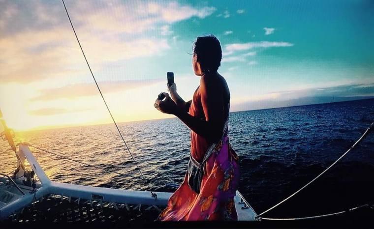 The magic of Maui at sunset!