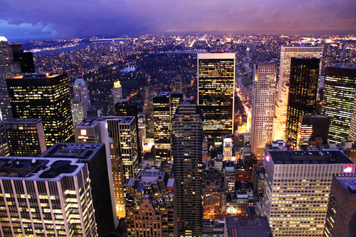 The Worlds 12 Most Breathtaking City Views