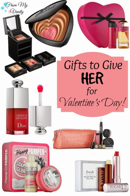 Gifts to give her for valentines day from my vanity for What to give her for valentine day