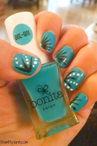 Bonita Salon Gel-On Nail Polish // Manicure // From My Vanity // (www.frommyvanity.com) #ladykaty92