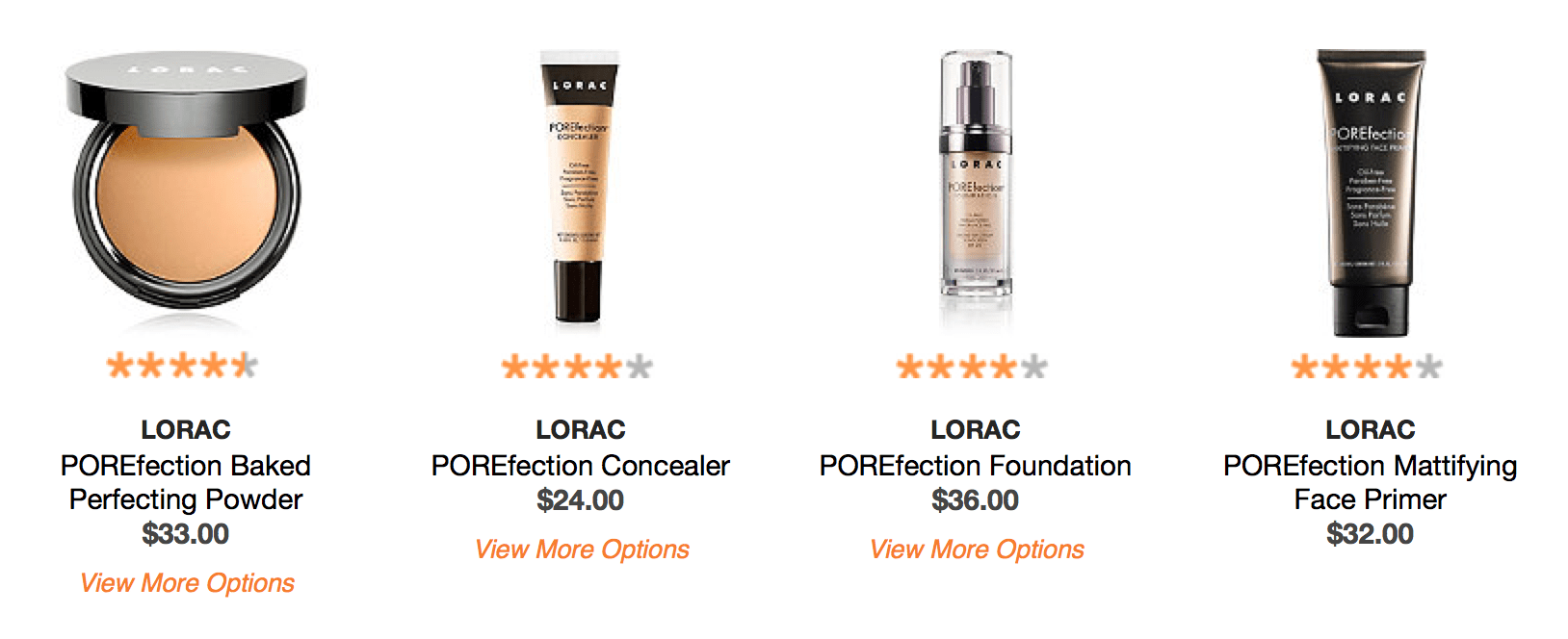 Flawless Face Routine // LORAC POREfection Products on Ulta // FromMyVanity.com