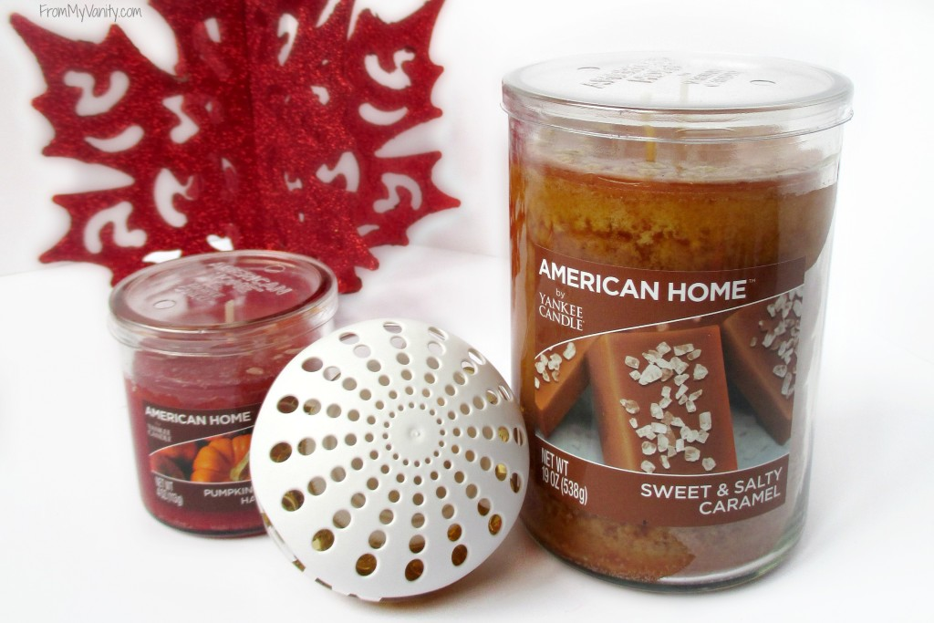 Decorate Your Vanity for Fall // Fall Inspired American Home by Yankee Candle HAUL // #LoveAmericanHome #CollectiveBias #ad // FromMyVanity.com