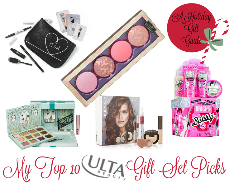 My Top 10 Ulta Gift Set Picks for the Holidays // Gift Guide // Beauty Gifts // #UltaBeauty #GiftGuide FromMyVanity.com