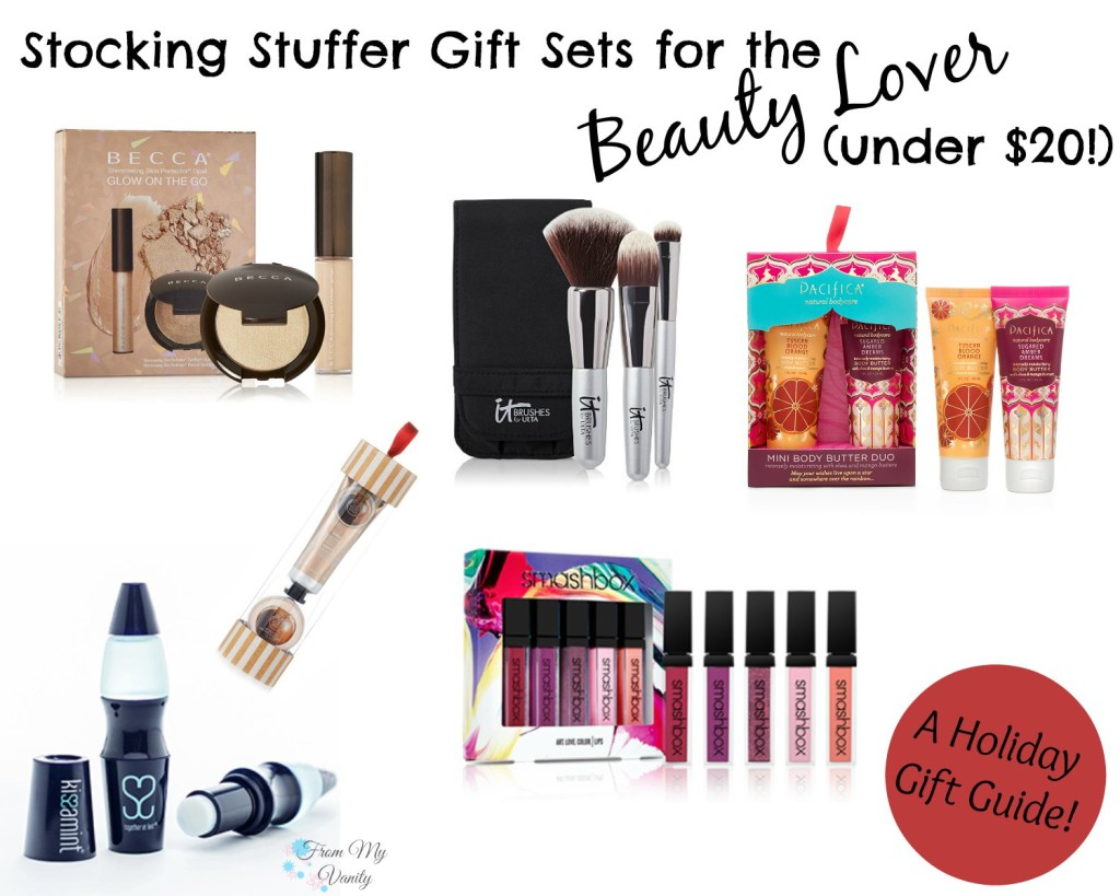 Stocking Stuffer Gift Sets for the Beauty Lover // Under $20 // #UltaBeauty #giftsets #holidaygiftguide #giftguide // FromMyVanity.com