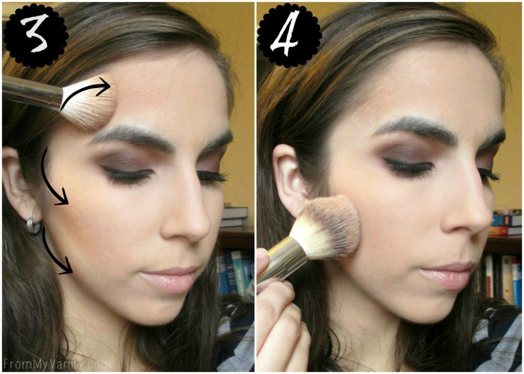 How to Contour for Beginners // Step-by-Step Tutorial // Contour & Buff // FromMyVanity.com