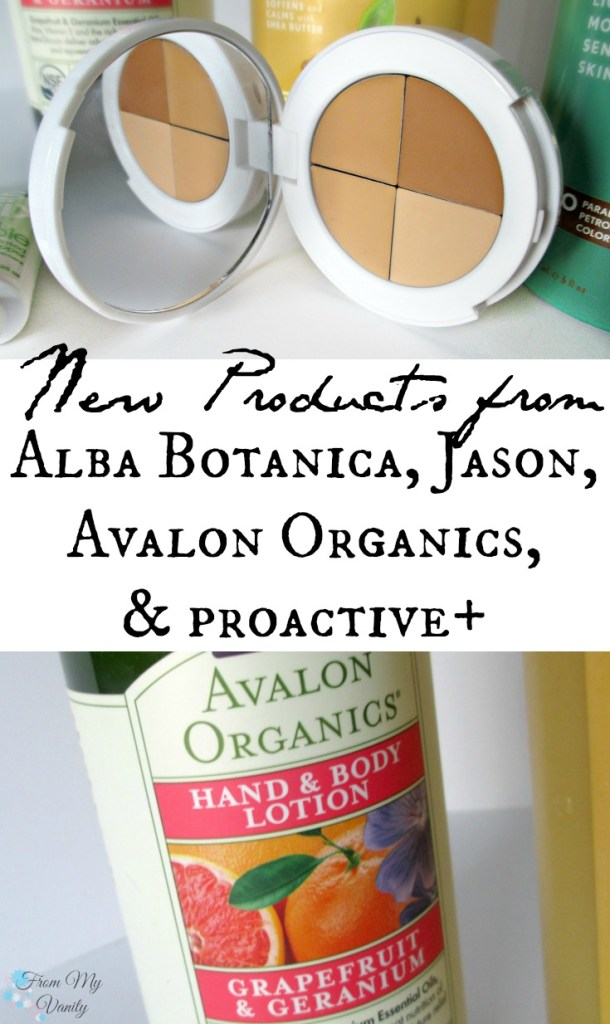 I haven't heard anyone talking about these products, though, so that's why I'm sharing my thoughts on all these items with you! If you've seen these products in your local Target and wondered if they're worth the purchase, than this post is for you! :-)