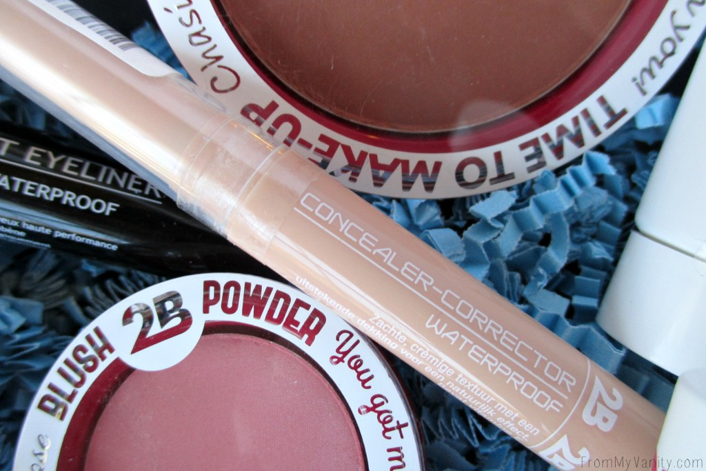 2B Colours concealer is so affordable! // FromMyVanity.com #beauty #makeup
