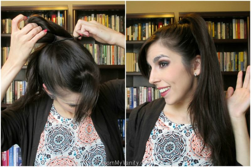 Easy Hack for 5 Minute Curls | Steps 3 & 4 | FromMyVanity.com