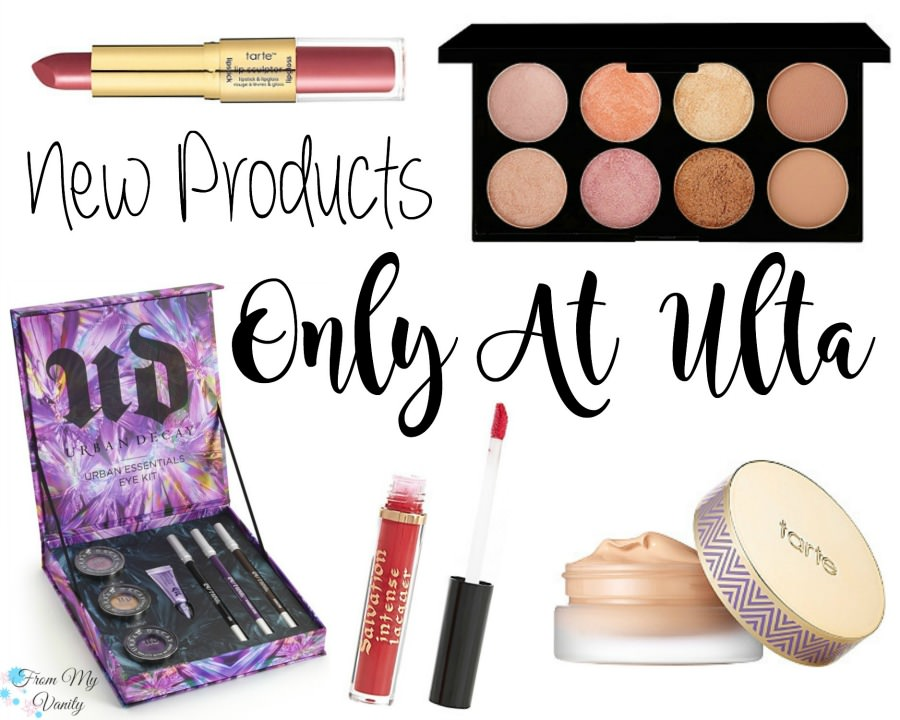 New Products that are Only at Ulta! | FromMyVanity.com