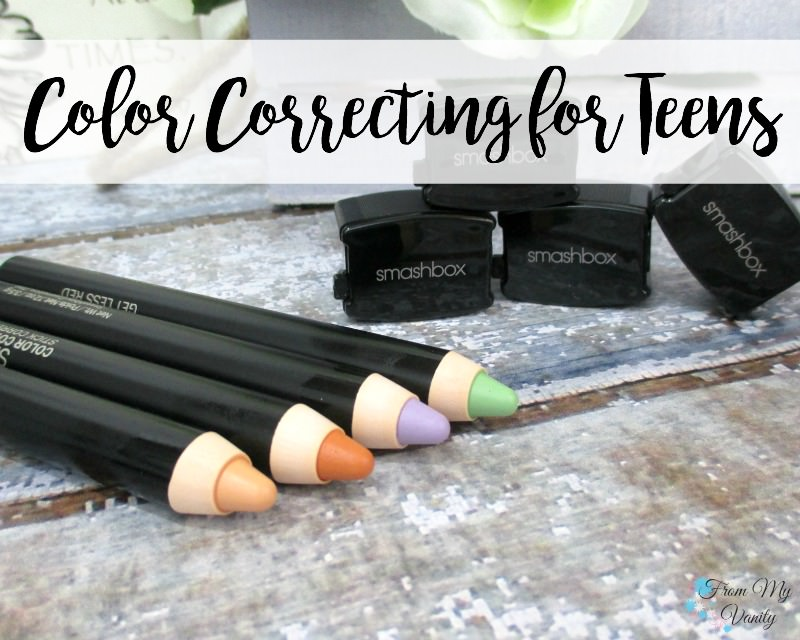 Is the Color Correcting Trend something for Teens?