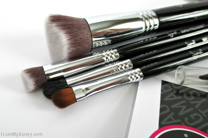 Because a makeup addict can NEVER have too many brushes!