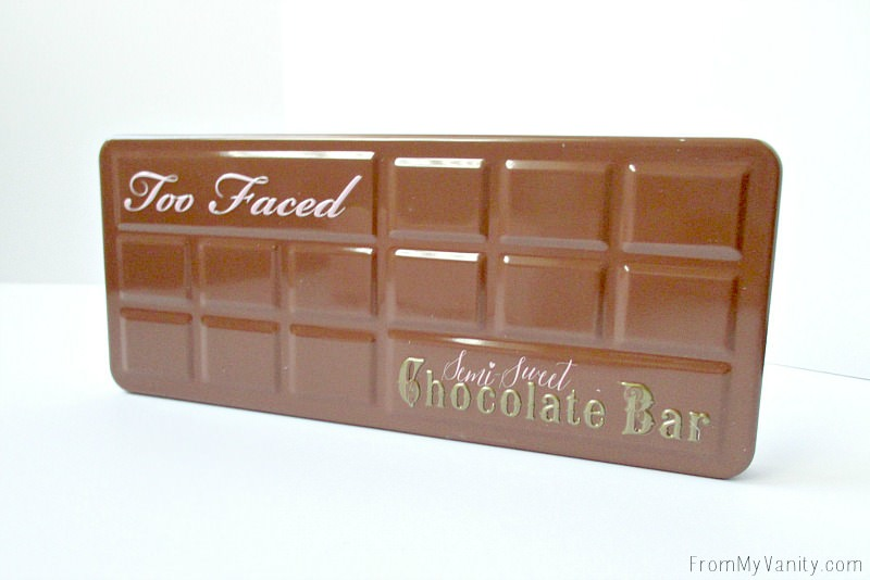 The famous Too Faced Semi-Sweet palette!