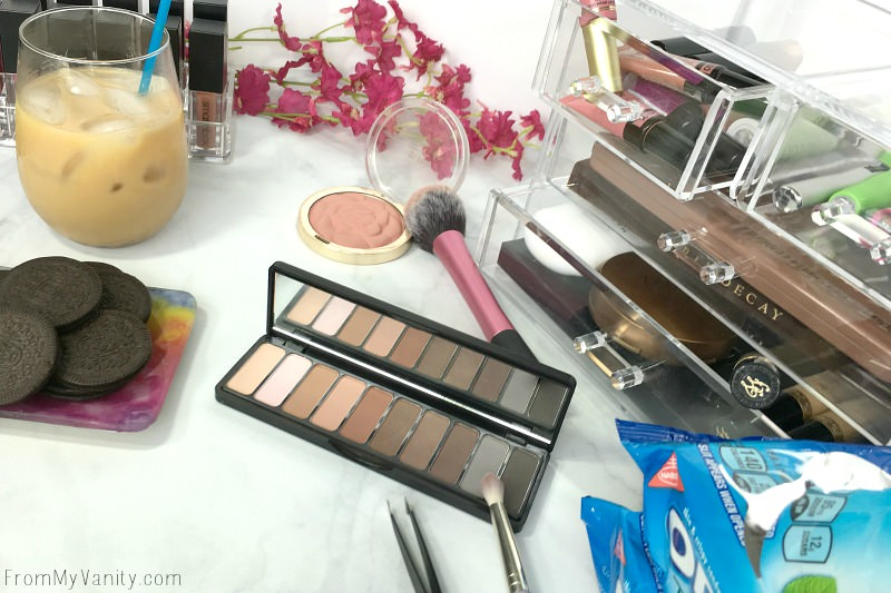 Makeup, Iced Coffee, and OREO Thins!