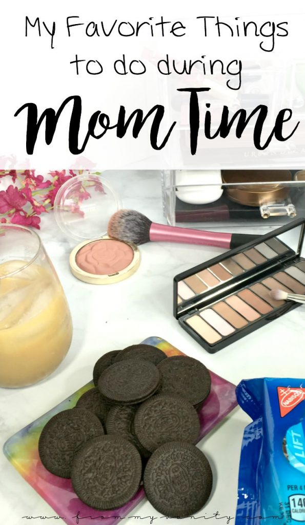 Because we all need some mom time to stay sane, right?!