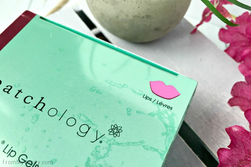 Cute Patchology packaging!