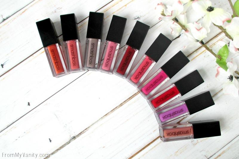 Smashbox Always On Liquid Lipsticks...AMAZING!!