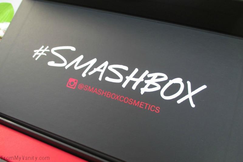 Smashbox hashtag SmashboxCosmetics