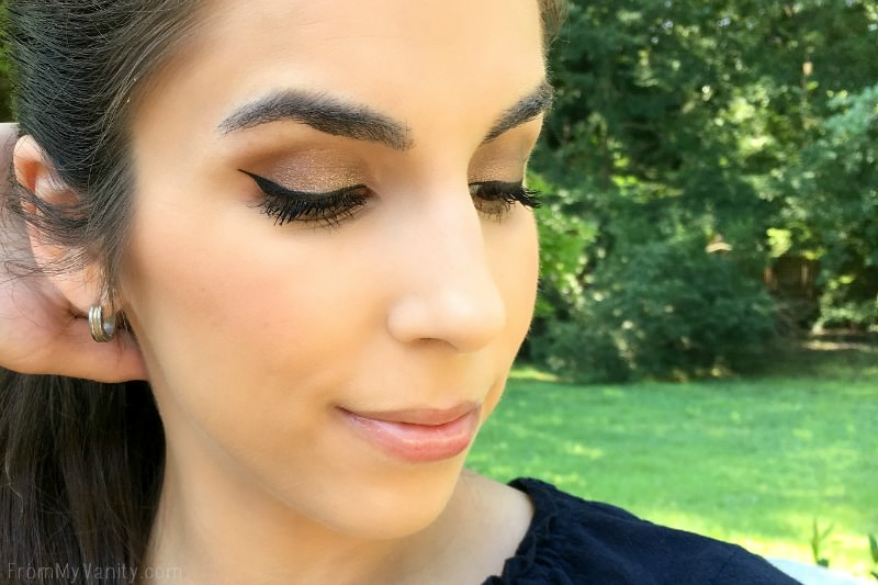 Summer makeup that is WATERPROOF! Perfect for the beach!