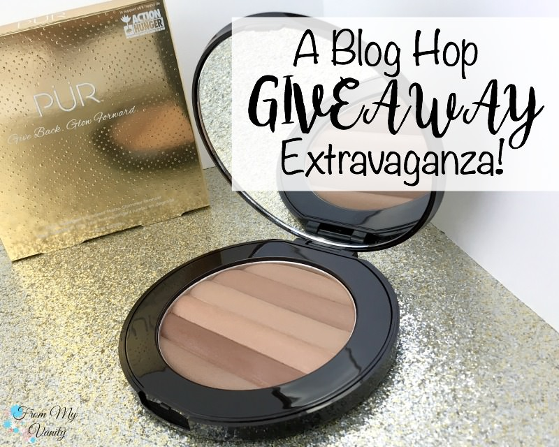 Blog Hop Giveaway featuring NEW MAKEUP RELEASES!