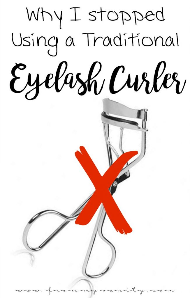 And Why YOU Should Stop Using a Traditional Eyelash Curler!