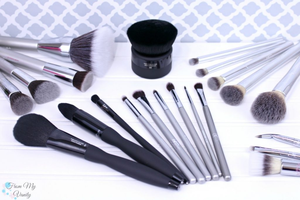 An Overview of the IT Brushes for Ulta line