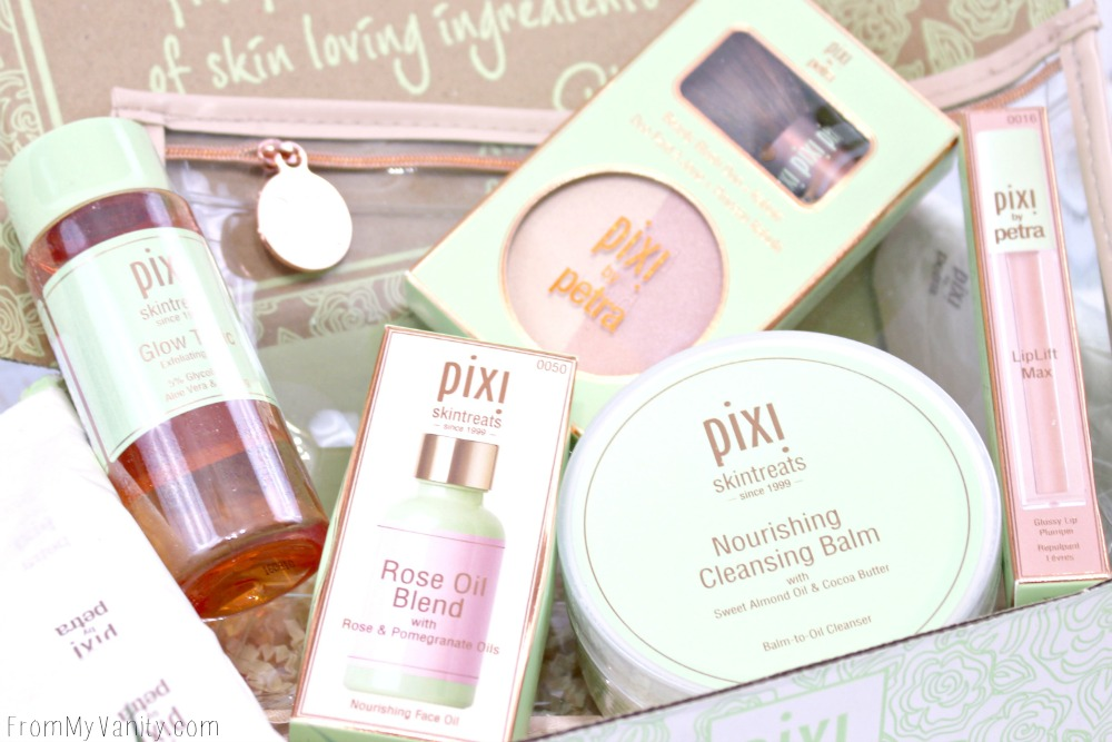 New Products from Pixi by Petra, Available at Target!