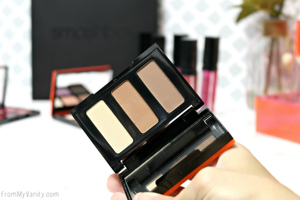 Smashbox Contour | Light It Up: 3 Mini Palettes: Eyes, Contour, Lips