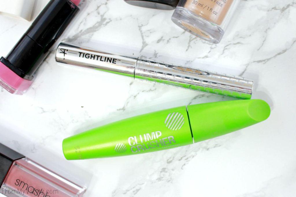 IT Cosmetics Tightline Mascara | Covergirl Clump Crusher Mascara | Best of Beauty