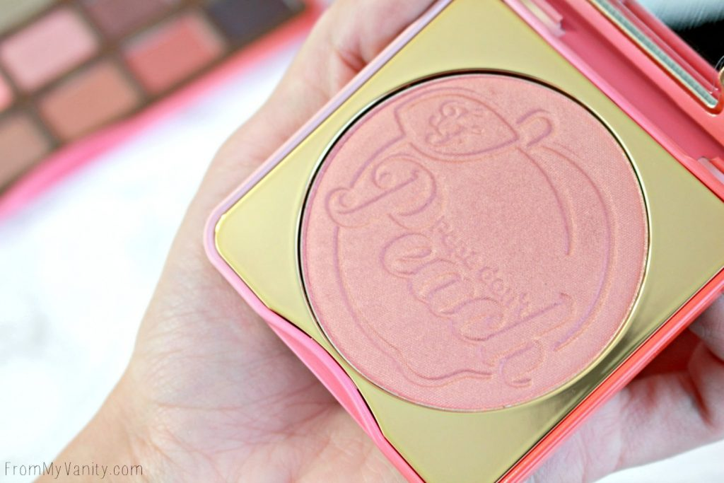 Too Faced Sweet Peach Papa Don't Peach Blush | LIMITED EDITION