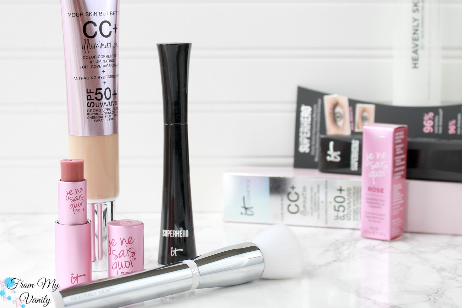 Qvc Tsv Presale It Cosmetics It S All About You