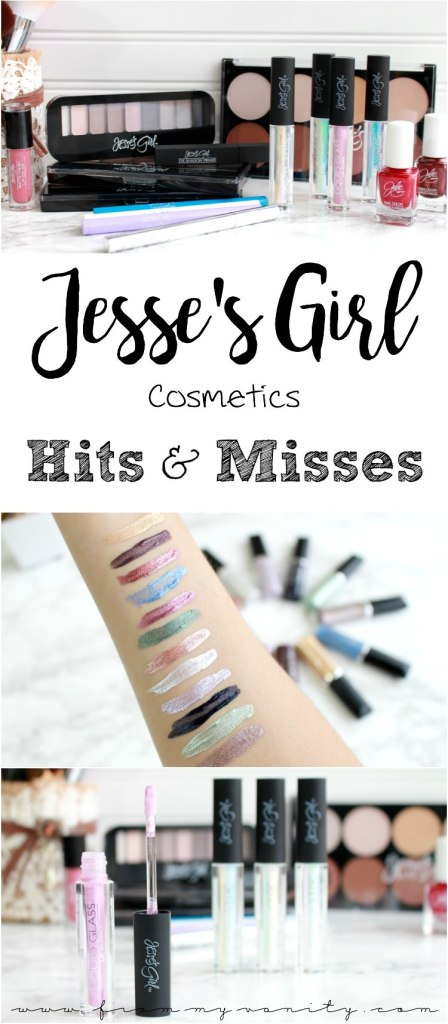 Jesse's Girl Cosmetics | Hits & Misses | What Products You SHOULD and SHOULDN'T Get | Julie G Polishes