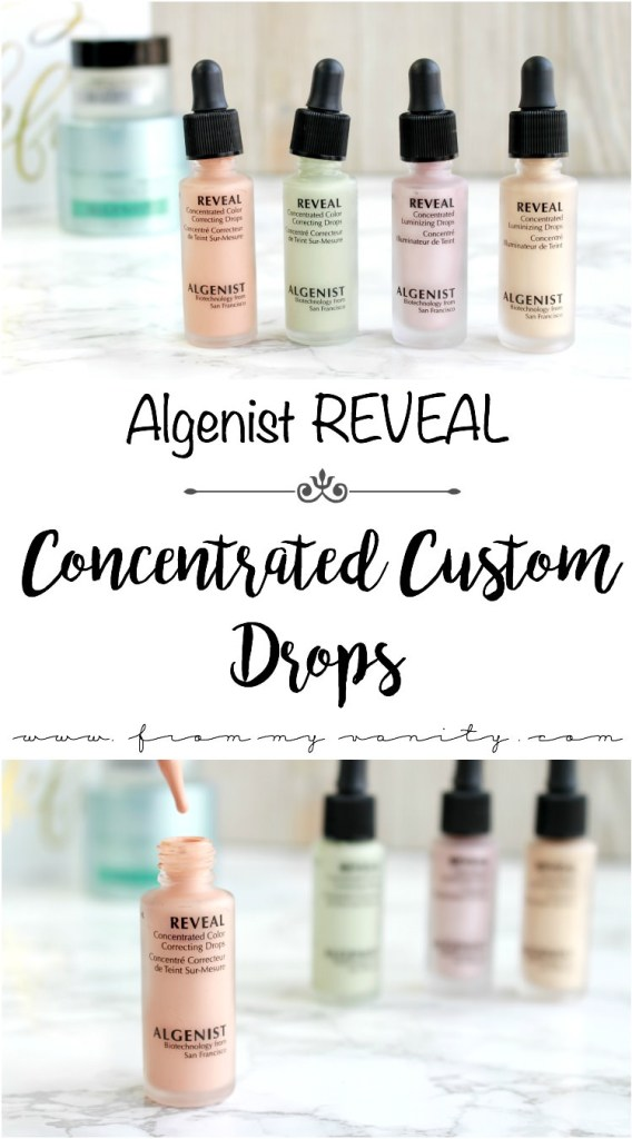 Algenist Reveal Concentrated Drops | The Secret to Natural Makeup? | Will These Concentrated Drops Act as Your Skincare and Makeup In One?