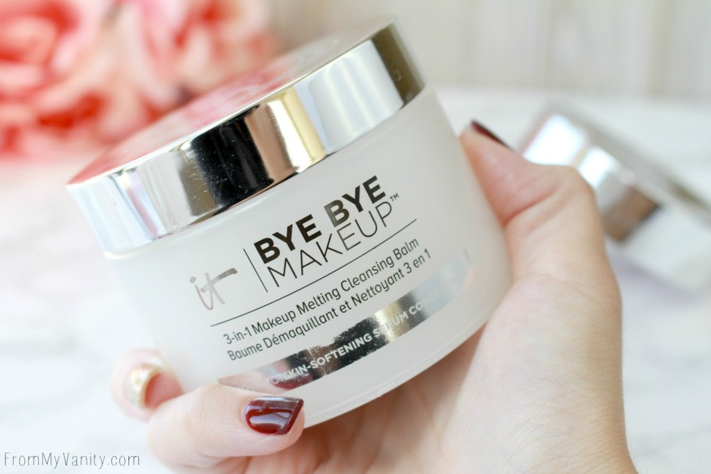 Clinique Take the Day Off vs IT Cosmetics Bye Bye Makeup | Which is Better? | IT Cosmetics Bye Bye Makeup 3-in-1 Makeup Melting Cleansing Balm