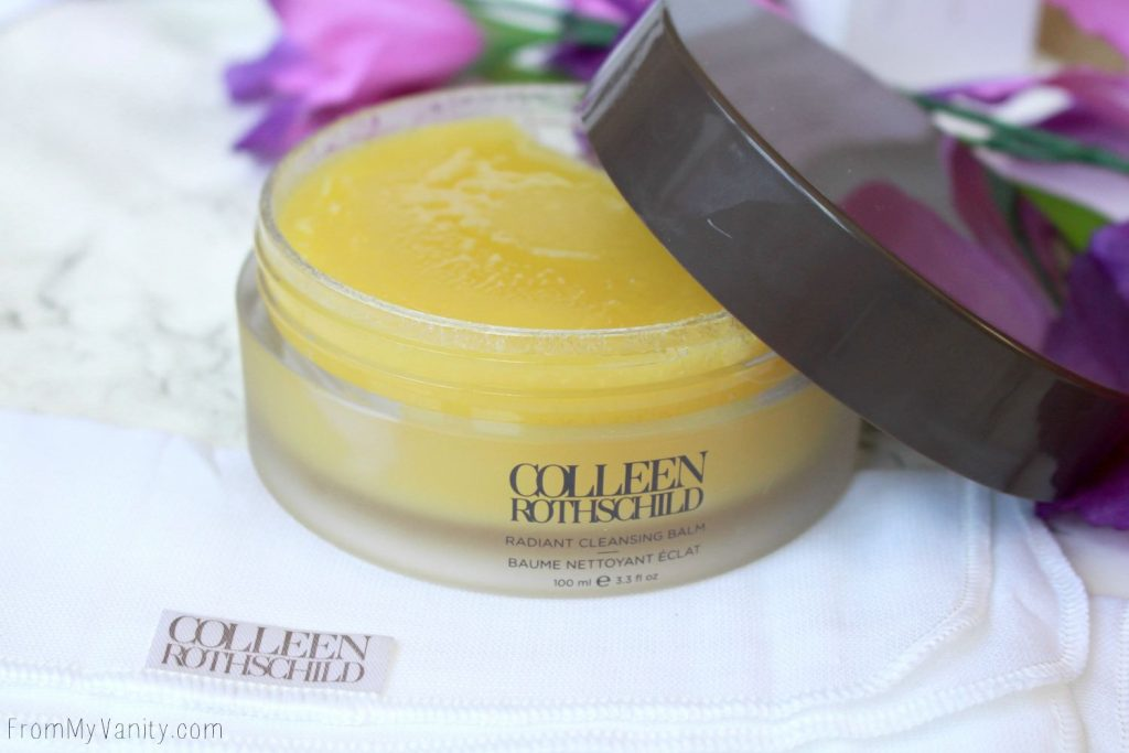 An Introduction to Colleen Rothschild | Radiant Cleansing Balm | A Safe Skincare Routine for Expecting Mothers