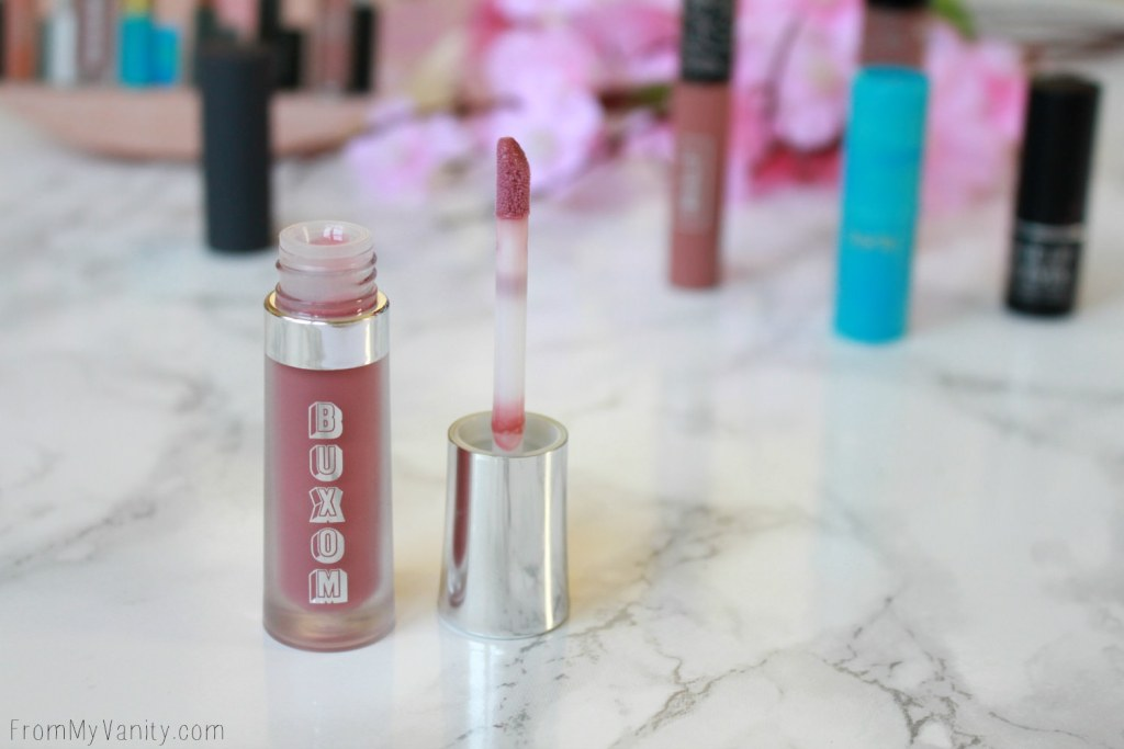 Sephora Favorites: Give Me Some Nude Lip | Lip Swatches, First Impressions | Buxom Lip Cream