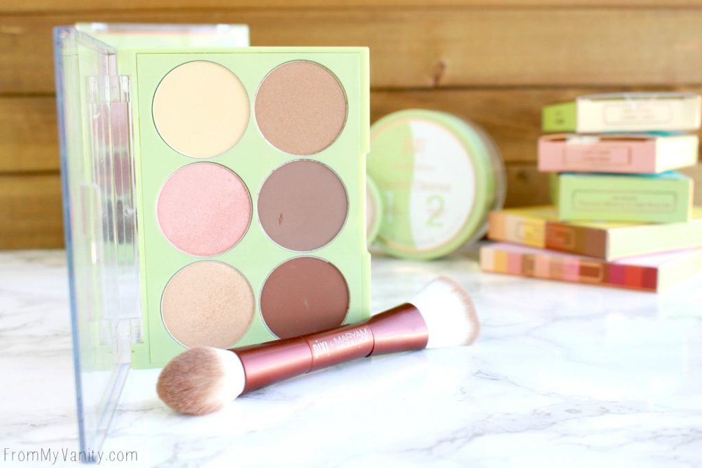 Pixi Collab Reviews | ItsJudyTime, Maryam Maquillage, Caroline Hirons, & Aspen Ovard | Maryam Maquillage Strobe & Chisel