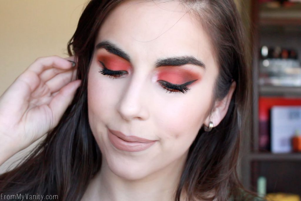 DOSE of Colors Sassy Siennas | Arm & Eye Swatches | Demo Tutorial | In Depth Review | Burnt Peaches Eye Look