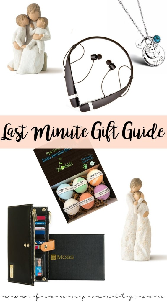 5 Last Minute Mother's Day Gift Ideas | Amazon Gift Guide | Mother's Day Gift Guide | Recommendations For All the Tardy Daughters Out There