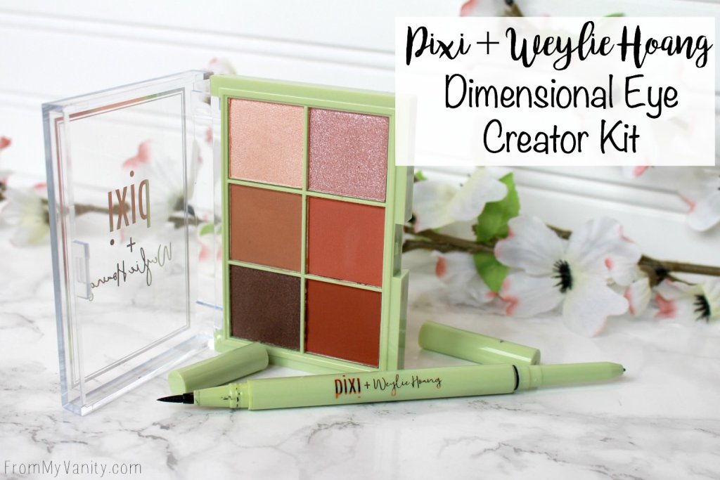 Pixi and Weylie Hoang Dimensional Eye Creator Kit