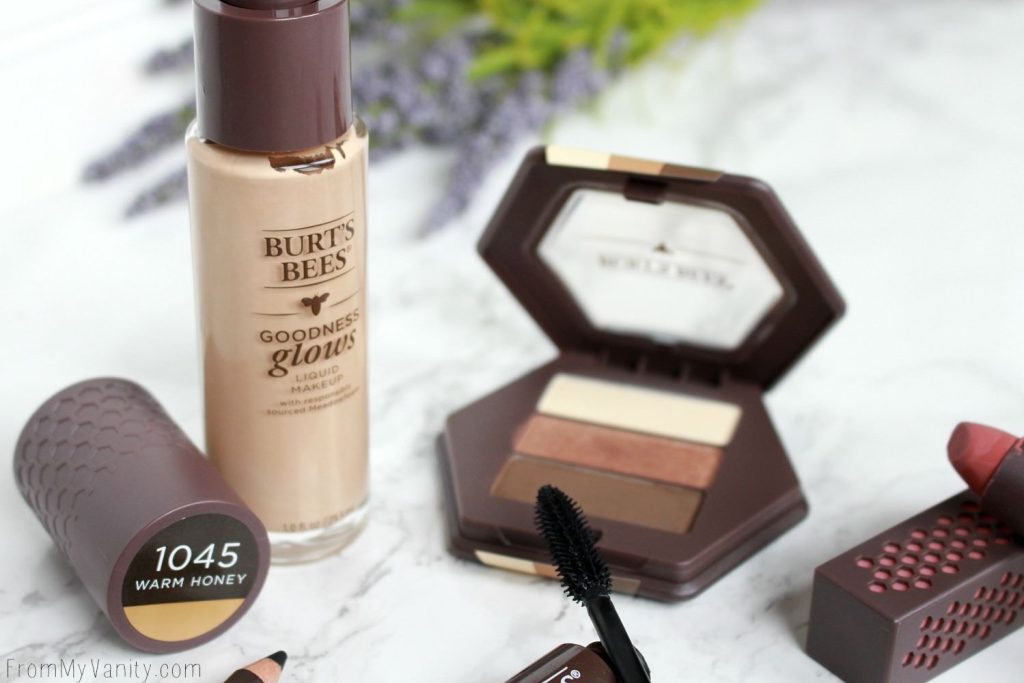 Back to College Makeup Routine with Burt's Bees