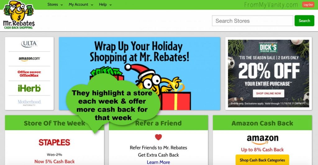 Tips to Save Money with Mr. Rebates | Store of the Week