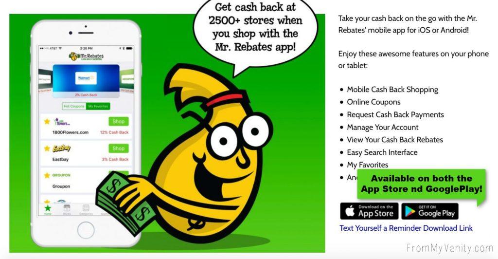 Tips to Save Money with Mr. Rebates | Mr. Rebates App