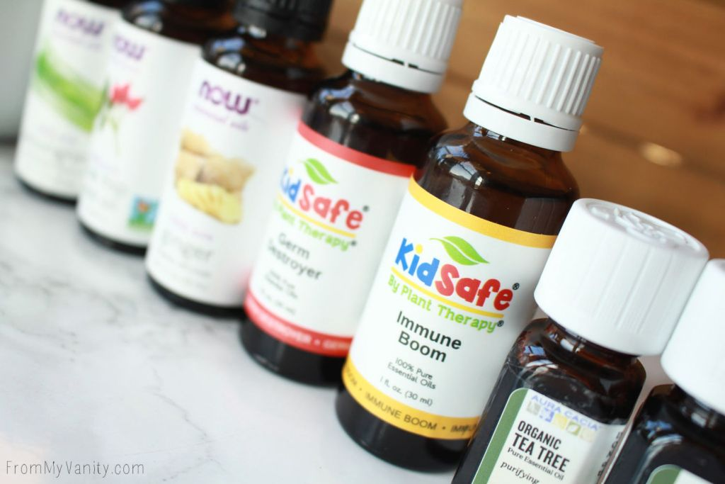 5 Easy Ways to Add Essential Oils Into Your Life | Beginner's Guide | Kid Safe Essential Oils from iHerb